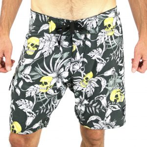 Liam Boardshort – Wild Garden  (4 ways stretch)