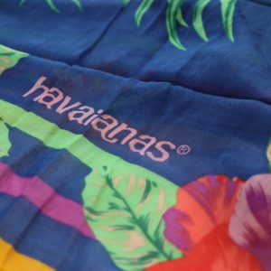 Havaianas Canga Floral (Flower)