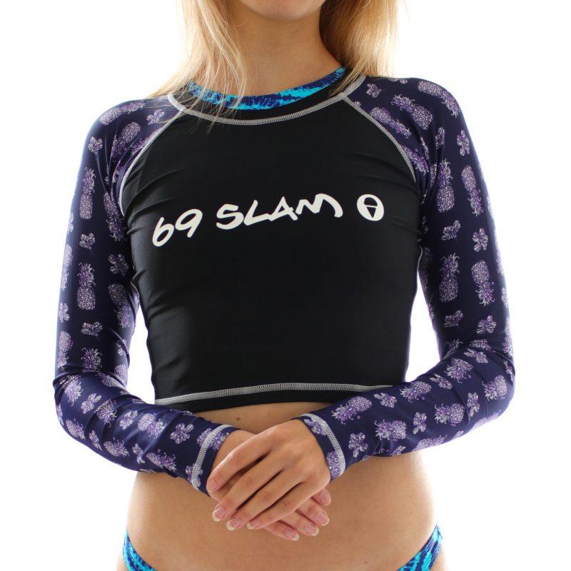Yoko Rash guard – Nana (Lycra Surfshirt, langarm)