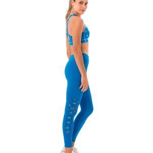 Laxmi Leggings – Desert Scene Blue