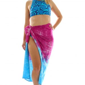 Sarong – Cotton Candy