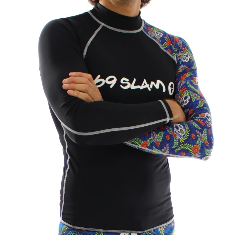 Rash Guard – Mex (Lycra Surfshirt, langarm)