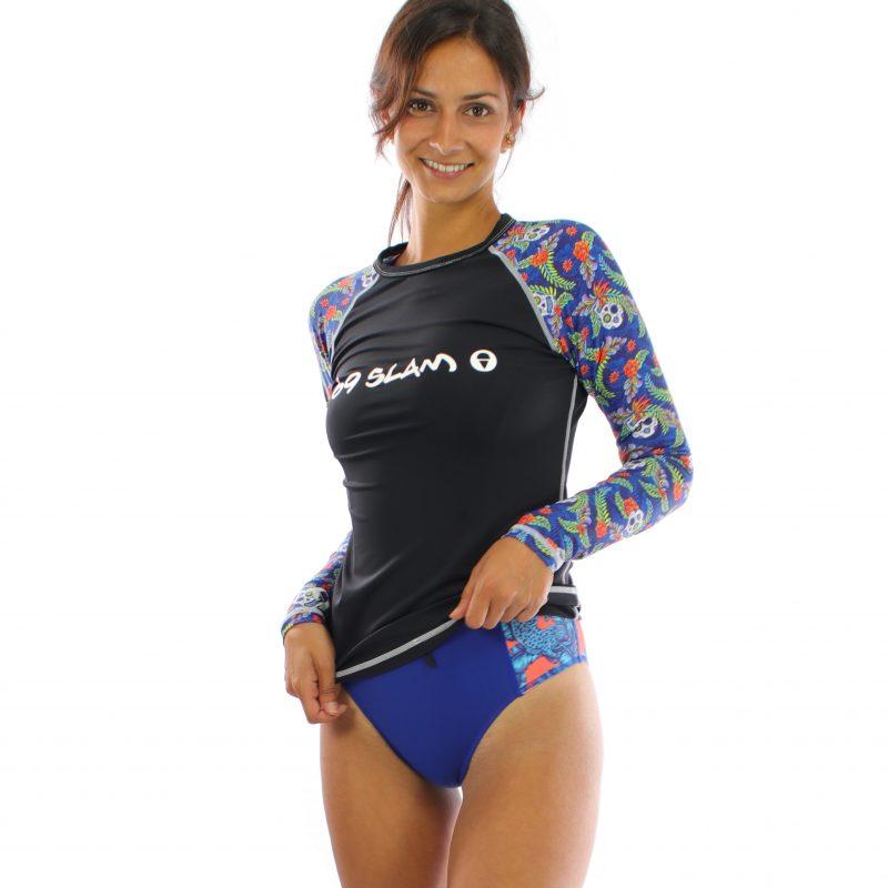 Ava Rash Guard – Mex (Lycra Surfshirt, langarm)