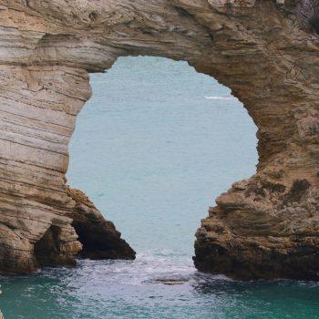 Water beats rock